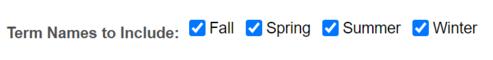 Screenshot illustrating check boxes prompt.