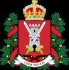 Cap badge of the City of Kingsbury Regiment