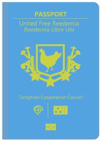 Freedemian Passport