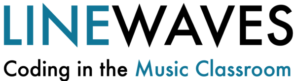 Linewaves: Coding in the Music Classroom text